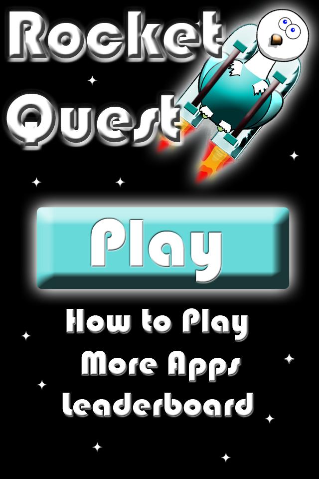 Screenshot Rocket Quest Lite